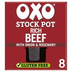 Oxo Stock Pot Rich Beef with Onion & Rosemary