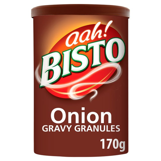 how to make onion gravy with bisto