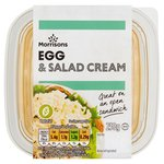 Morrisons Egg & Salad Cream