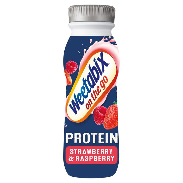 protein shake for breakfast morrisons weetabix on the go breakfast protein drink 30834