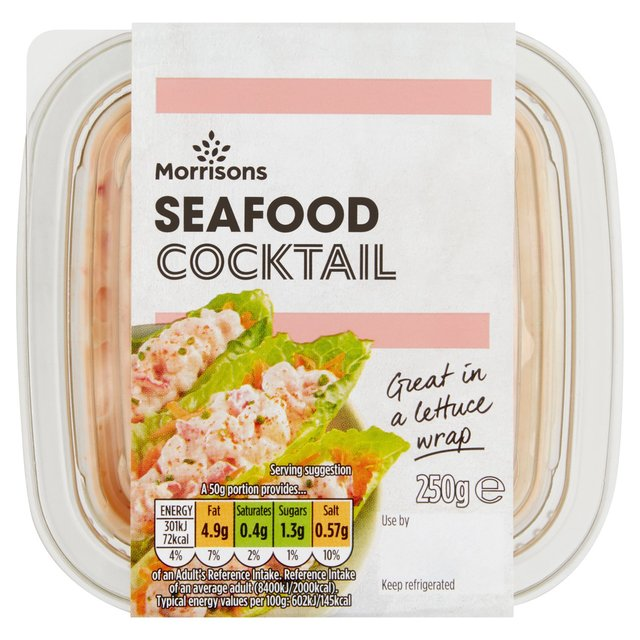 Morrisons Seafood Cocktail
