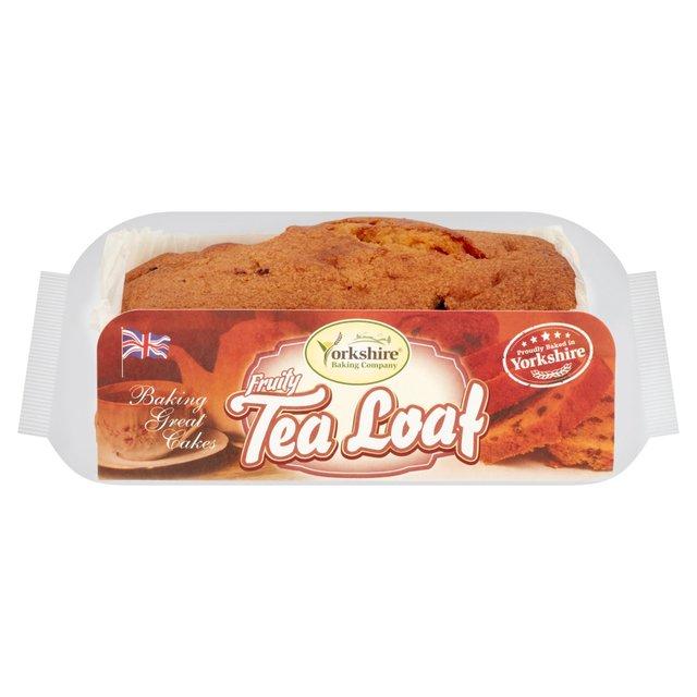 Yorkshire Baking Company Tea Loaf Cake Morrisons