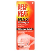 Deep Heat Max Strength Gel