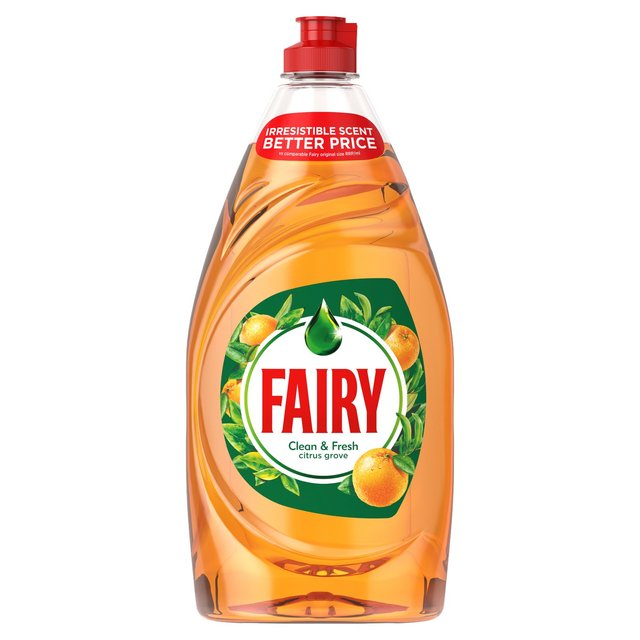 Fairy Clean and Fresh Washing Up Liquid Apple Orchard