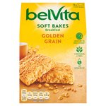 BelVita Breakfast Biscuits Soft Bakes Golden Grain 5 Pack