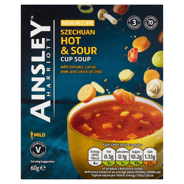 Ainsley Harriott Cup Soup Szechuan Hot & Sour
