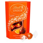 Lindor Milk Orange Chocolate
