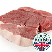 Morrisons Lamb Leg Steak