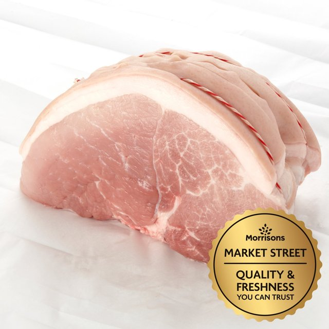 Morrisons Boneless Leg Of Pork Joint Medium