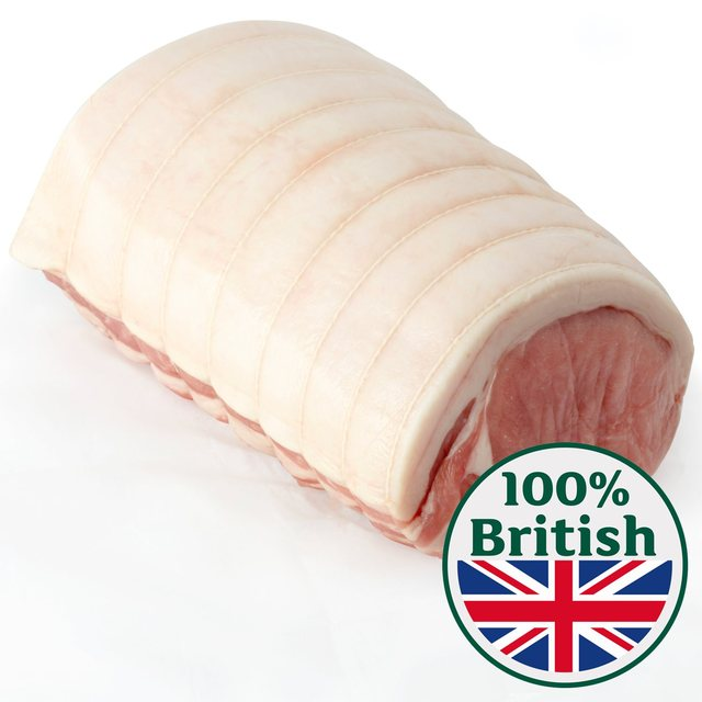 Morrisons Boneless Pork Loin Joint Large