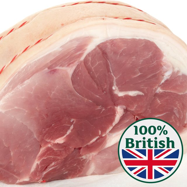 Morrisons British Pork Shoulder Joint