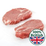 Morrisons Boneless Pork Shoulder Steaks