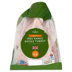 Morrisons Frozen Free Range Turkey