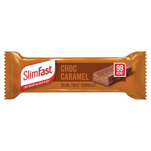 morrisons slim fast snack bar chocolate caramel 24g. Black Bedroom Furniture Sets. Home Design Ideas