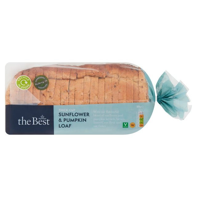Morrisons The Best Sunflower & Pumpkin Seed Loaf
