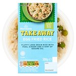 Morrisons Takeaway Egg Fried Rice