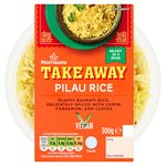 Morrisons Takeaway Pilau Rice