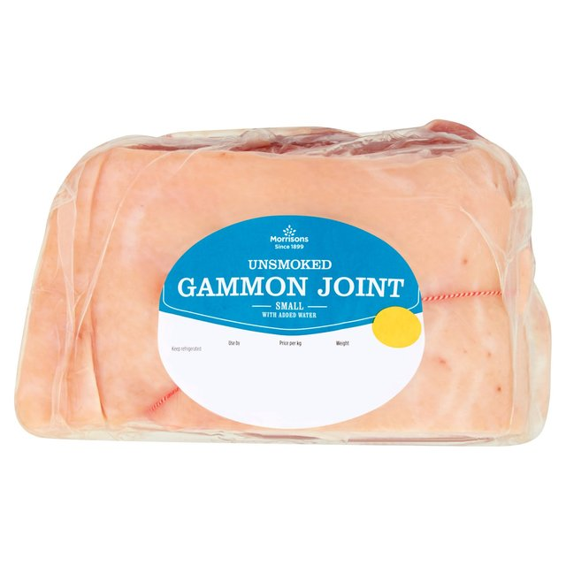 Morrisons Small Unsmoked Natural Gammon Joint