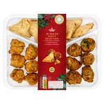 Morrisons 18 Piece Indian Selection