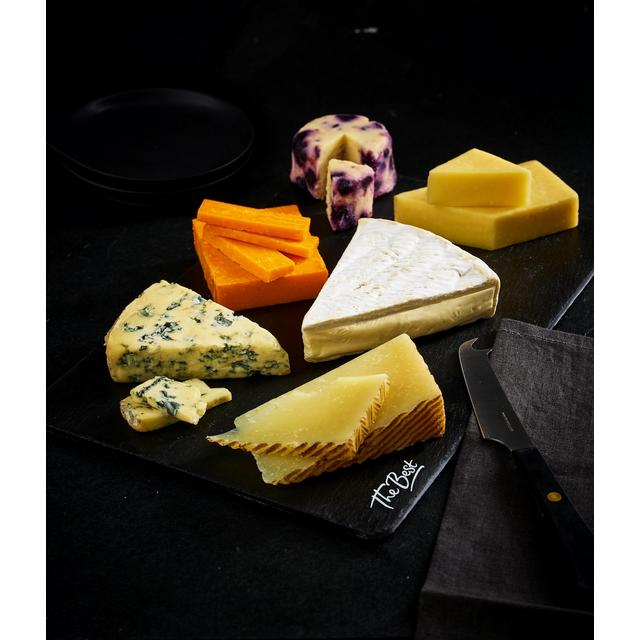 morrisons the best slate cheese board selection