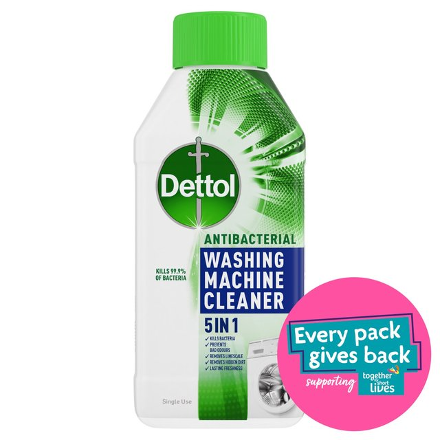 Dettol Anti-Bacterial Washing Machine Cleaner
