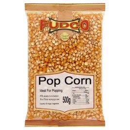 Fudco Popping Corn | Morrisons