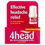 4 Head Headache Treatment