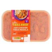 Morrisons Hot Chicken Tikka Masala