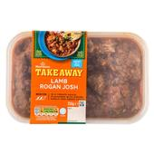 Morrisons Takeaway Lamb Rogan Josh