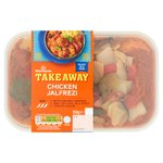 Morrisons Takeaway Chicken Jalfrezi