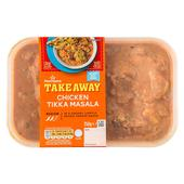 Morrisons Takeaway Chicken Tikka Masala