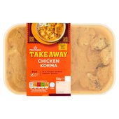Morrisons Takeaway Chicken Korma