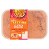 Morrisons Takeaway Chicken Makhani
