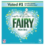 Fairy Non Bio Washing Powder 22 Washes