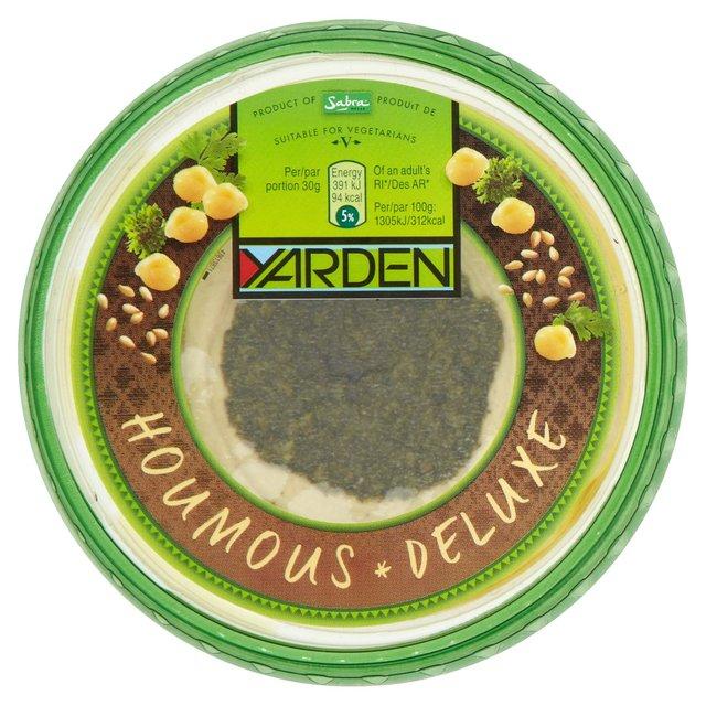 Morrisons: Yarden Deluxe Houmous 400g(Product Information)