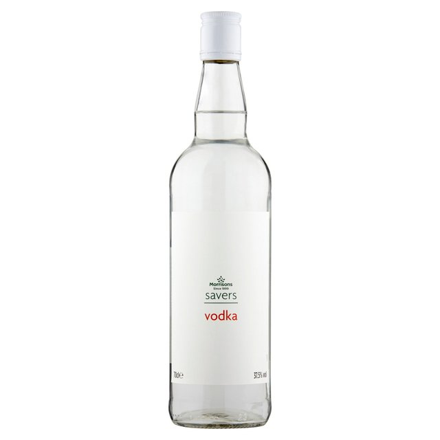 Morrisons Savers Vodka