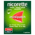 Nicorette Invisible Patch 15 Mg