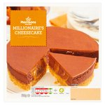 Morrisons Millionaire's Cheesecake