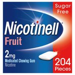 Nicotinell Fruit Gum 2 Mg