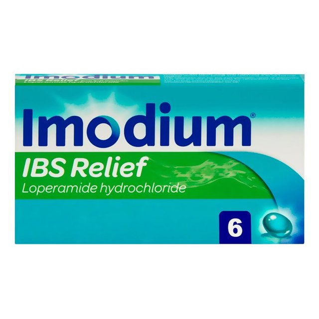 Imodium Soft Capsules