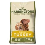 Harringtons Complete Dog Food Turkey & Veg