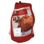 Morrisons British Frozen Whole Duck