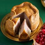 Morrisons Extra Large Melton Pork Pie