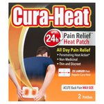 Cura Heat Back Pain Max