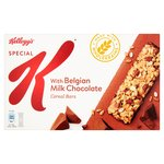 Kellogg's Special K Double Chocolate Cereal Bars
