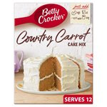 Betty Crocker Moreish Carrot Cake Mix