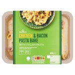 Morrisons Italian Chicken & Bacon Pasta Bake