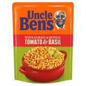Uncle Ben's Quinoa Tomato Basil Microwave Rice