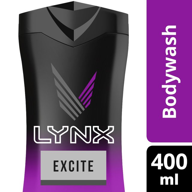Lynx Excite Shower Gel