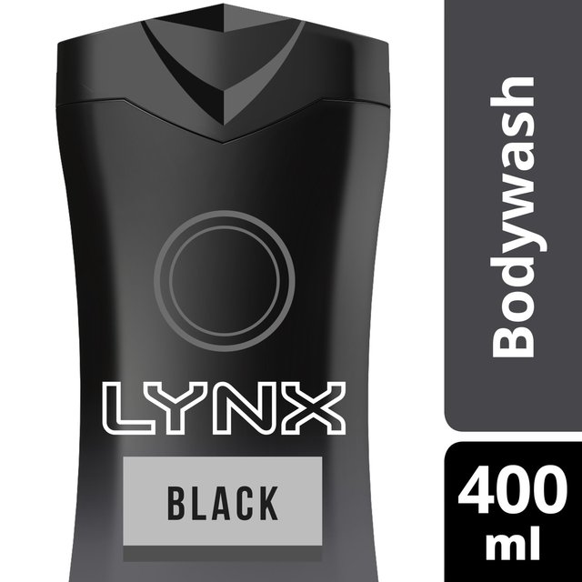 Lynx Shower Gel Black